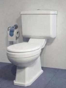 Retro toaleta